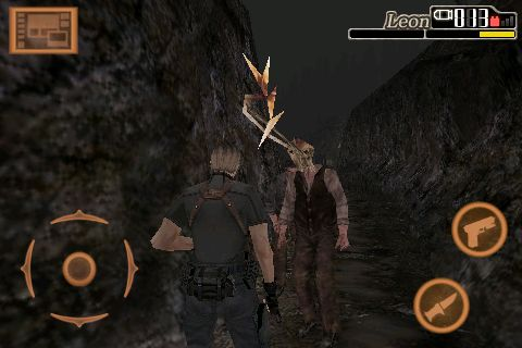 Review: Resident Evil 4 for iPhone  Review: Resident Evil 4 for iPhone  Review: Resident Evil 4 for iPhone  Review: Resident Evil 4 for iPhone  Review: Resident Evil 4 for iPhone