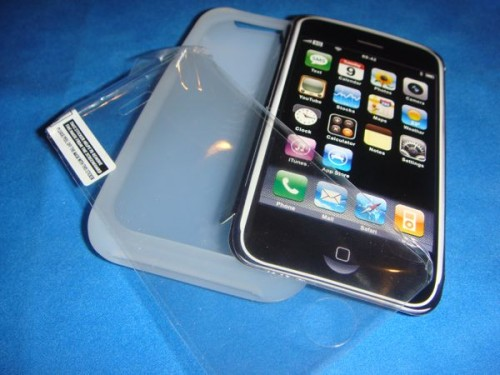 Review:  iFrogz Wrapz Case for iPhone 3G/3GS