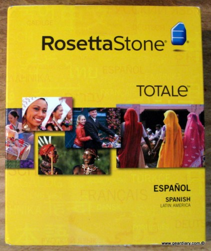 Learning Spanish with the Rosetta Stone TOTALe System