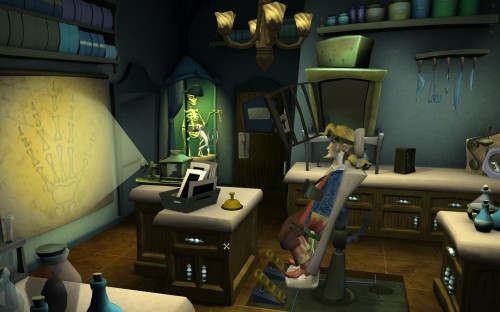 Review: Tales of Monkey Island Episode One for PC  Review: Tales of Monkey Island Episode One for PC  Review: Tales of Monkey Island Episode One for PC  Review: Tales of Monkey Island Episode One for PC  Review: Tales of Monkey Island Episode One for PC