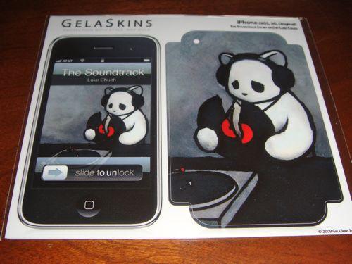 GearDiary Review:  GelaSkins