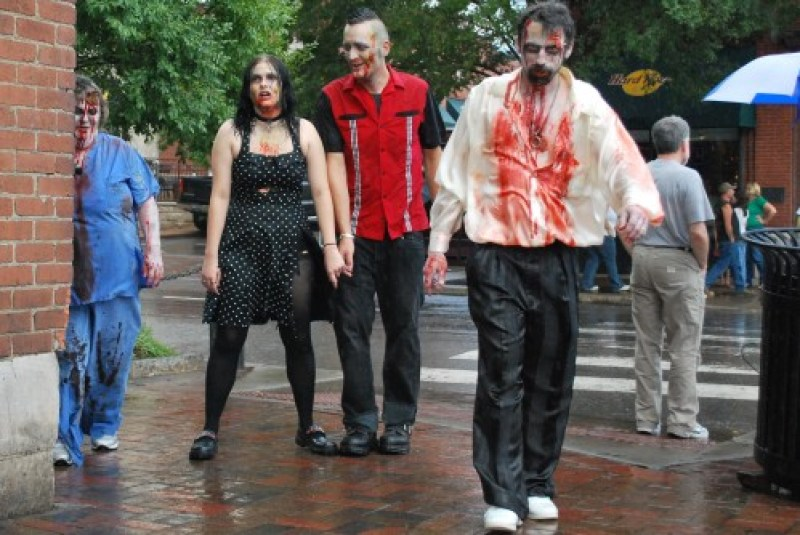 GearDiary Nashville Zombie Walk 2