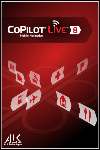 CoPilot Live 8 for iPhone (North America)