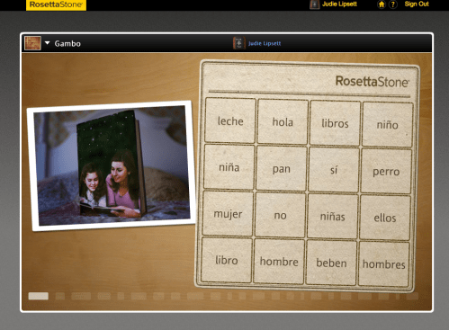 Teaching an Old Dog New Tricks: Week One into the Rosetta Stone TOTALe Program  Teaching an Old Dog New Tricks: Week One into the Rosetta Stone TOTALe Program  Teaching an Old Dog New Tricks: Week One into the Rosetta Stone TOTALe Program  Teaching an Old Dog New Tricks: Week One into the Rosetta Stone TOTALe Program  Teaching an Old Dog New Tricks: Week One into the Rosetta Stone TOTALe Program  Teaching an Old Dog New Tricks: Week One into the Rosetta Stone TOTALe Program  Teaching an Old Dog New Tricks: Week One into the Rosetta Stone TOTALe Program  Teaching an Old Dog New Tricks: Week One into the Rosetta Stone TOTALe Program  Teaching an Old Dog New Tricks: Week One into the Rosetta Stone TOTALe Program  Teaching an Old Dog New Tricks: Week One into the Rosetta Stone TOTALe Program  Teaching an Old Dog New Tricks: Week One into the Rosetta Stone TOTALe Program