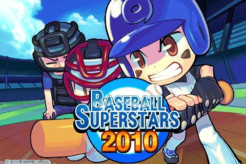Review:  Baseball Superstars 2010 for iPhone
