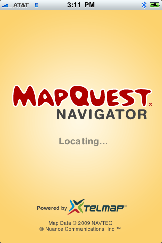 GearDiary Review: MapQuest Navigator for iPhone