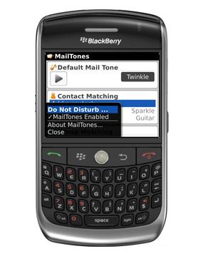 GearDiary Mailtones Redux - Now For Blackberry Too!