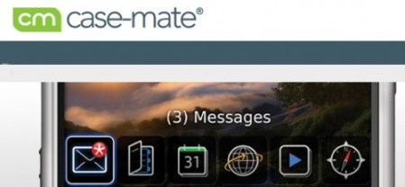 Add Personality And Run-time To Your Blackberry Bold With Case-Mate
