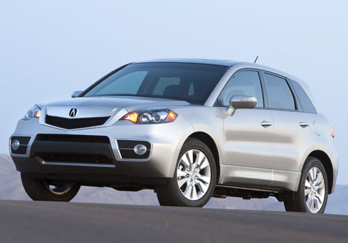 2010 Acura RDX is a truly good sport