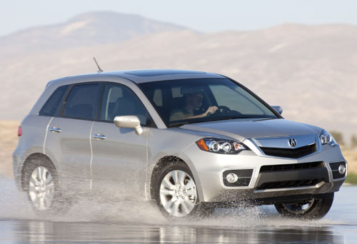 2010 Acura RDX is a truly good sport  2010 Acura RDX is a truly good sport  2010 Acura RDX is a truly good sport