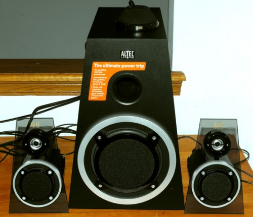 Review: Altec Lansing Expressionist Ultra