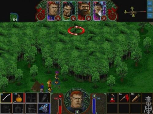 Hexplore (1998, RPG) Review  Hexplore (1998, RPG) Review  Hexplore (1998, RPG) Review