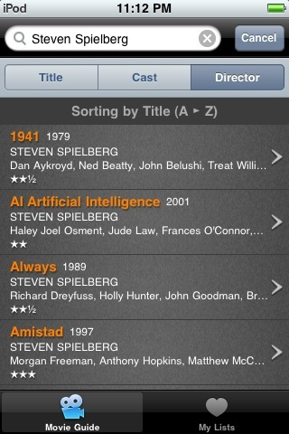 The Leonard Maltin Movie Guide iPhone App Review  The Leonard Maltin Movie Guide iPhone App Review  The Leonard Maltin Movie Guide iPhone App Review  The Leonard Maltin Movie Guide iPhone App Review  The Leonard Maltin Movie Guide iPhone App Review  The Leonard Maltin Movie Guide iPhone App Review  The Leonard Maltin Movie Guide iPhone App Review