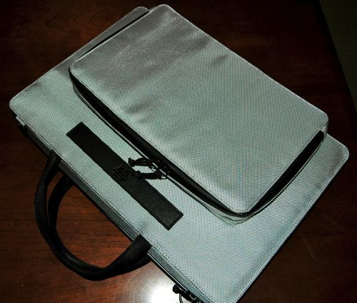 GearDiary Review:  Shinnorie GEN Label Custom Skinny Slim Bag