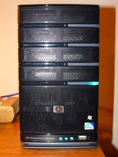 Review: HP MediaSmart Server EX495