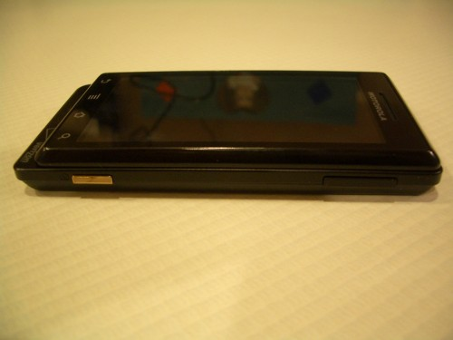 GearDiary Living With A Motorola Droid: My First Week