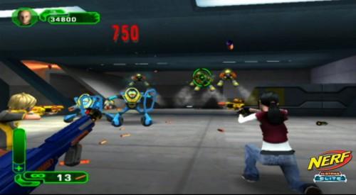 Wii Game Review: NERF N-Strike Elite!  Wii Game Review: NERF N-Strike Elite!  Wii Game Review: NERF N-Strike Elite!  Wii Game Review: NERF N-Strike Elite!