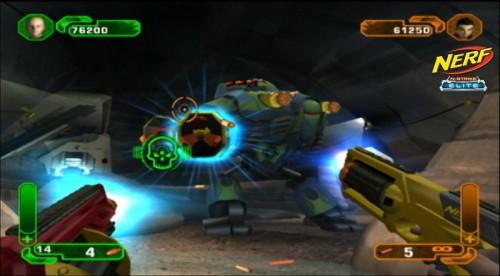 Wii Game Review: NERF N-Strike Elite!  Wii Game Review: NERF N-Strike Elite!  Wii Game Review: NERF N-Strike Elite!  Wii Game Review: NERF N-Strike Elite!  Wii Game Review: NERF N-Strike Elite!