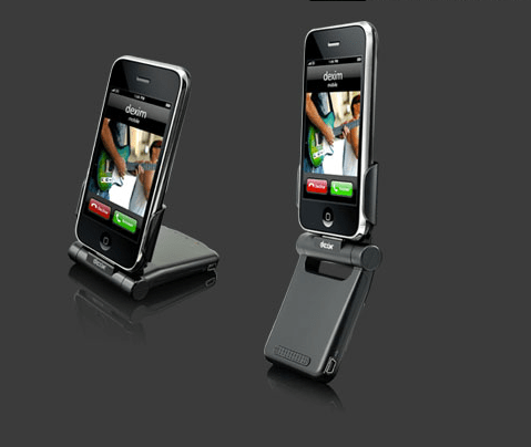 Review:  Dexim p-Flip for iPhone & iPod Touch