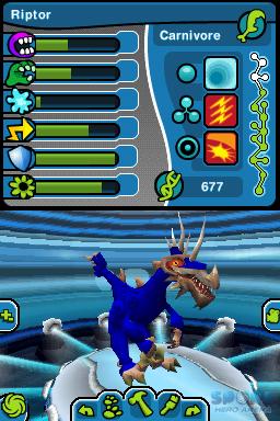 Spore Hero Arena Nintendo DS Game Review  Spore Hero Arena Nintendo DS Game Review  Spore Hero Arena Nintendo DS Game Review