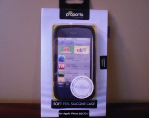 Review:  Proporta Antimicrobial Silicone Case for iPhone 3G/3Gs