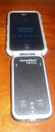 Review:  Richard Solo rs1800 for iPhone