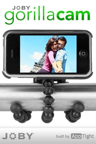 Joby Launches Gorillacam iPhone Camera App