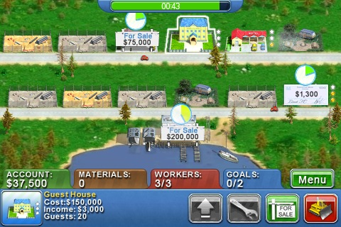 Review: Hotel Mogul for iPhone and iPod Touch  Review: Hotel Mogul for iPhone and iPod Touch