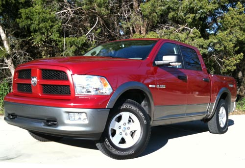 New Dodge Ram 1500 charges head-on at competition