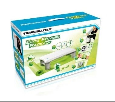 Wii Thrustmaster Motion Plus Elite Fitness Pack - Review