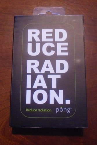GearDiary Review: Pong radiation reducing case for iPhone