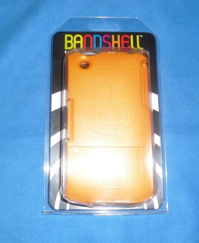 Review: Bandshell sound amplifying case for iPhone