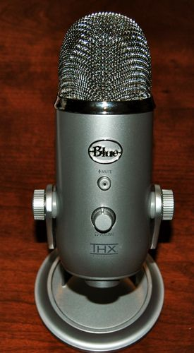Review:  Blue Microphones Yeti  Review:  Blue Microphones Yeti