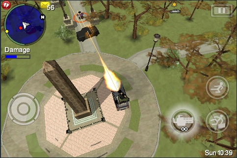 Grand Theft Auto: Chinatown Wars iPhone Game Review