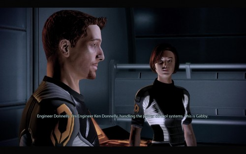 Mass Effect 2: Video Game First Impressions