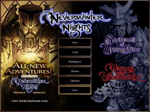 Neverwinter Nights (2002, RPG): The Netbook Gamer