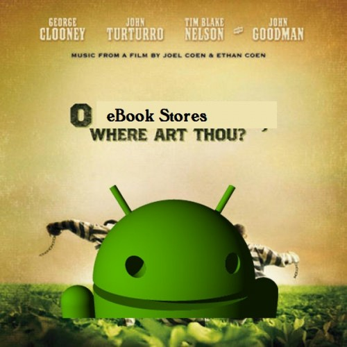 Oh eBook(stores), Where Art Thou?