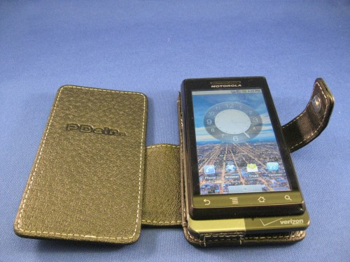 PDAir's New Motorola Droid Cases Reviewed