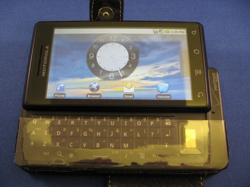 Review: PDAir's New Motorola Droid Cases