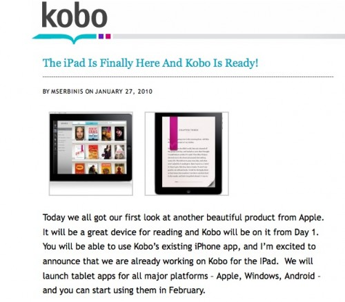 Amazon, The iPad, and Why iBooks Might Not Be So Great  Amazon, The iPad, and Why iBooks Might Not Be So Great