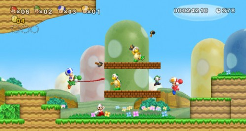 """Wii Game """"New Super Mario Bros"""" Is Fastest 'Single Game' to Sell 10 Million Copies"""