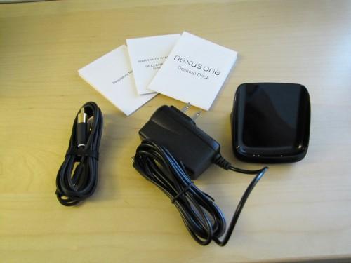 Nexus One Desktop Dock Mini-Review  Nexus One Desktop Dock Mini-Review  Nexus One Desktop Dock Mini-Review