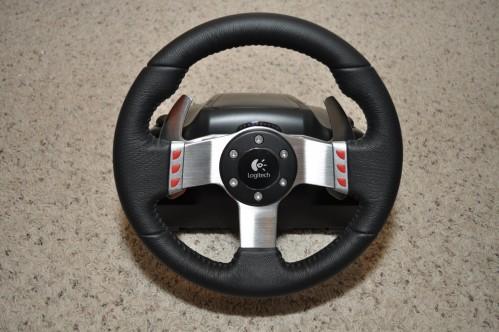 Unboxing the Logitech G27 Racing Wheel!