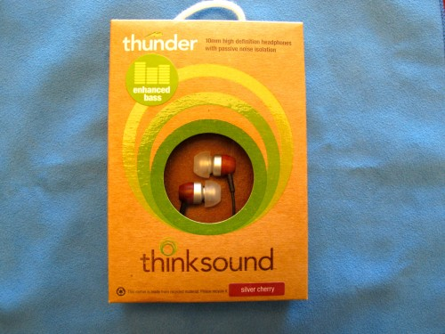 GearDiary Thinksound Headphones:  Green Sounds Good, Really Good
