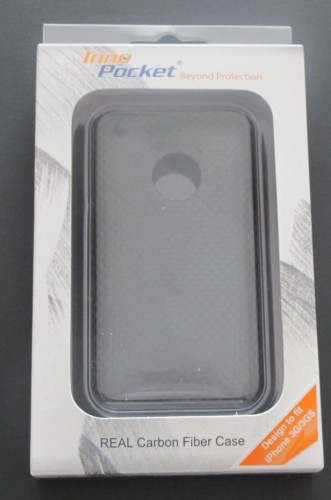 Review:  Innopocket CF Formula Series Case for iPhone 3G/3Gs