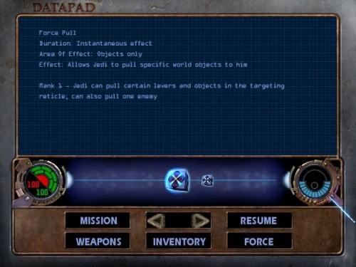 Star Wars Jedi Knight II: Jedi Outcast (2002, FPS): The Netbook Gamer