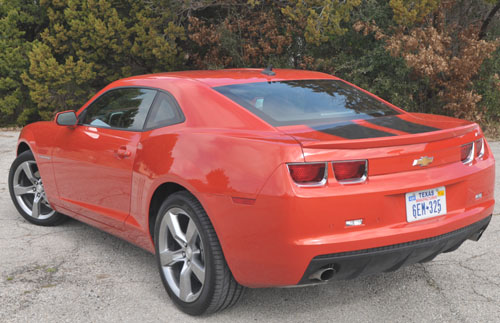 2010 Chevy Camaro RS