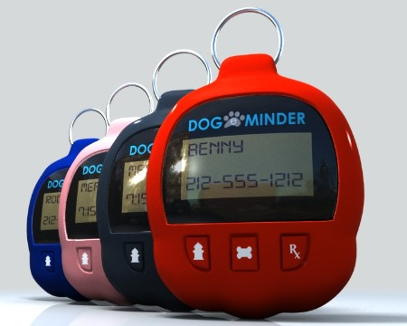 Dog-e-Minder for the Absent Minded Pet Owner