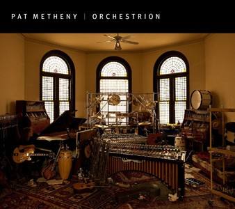 Pat Metheny - Orchestrion (Jazz CD, 2010) Review