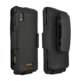Verizon Shell/Holster for Motorola Droid Review
